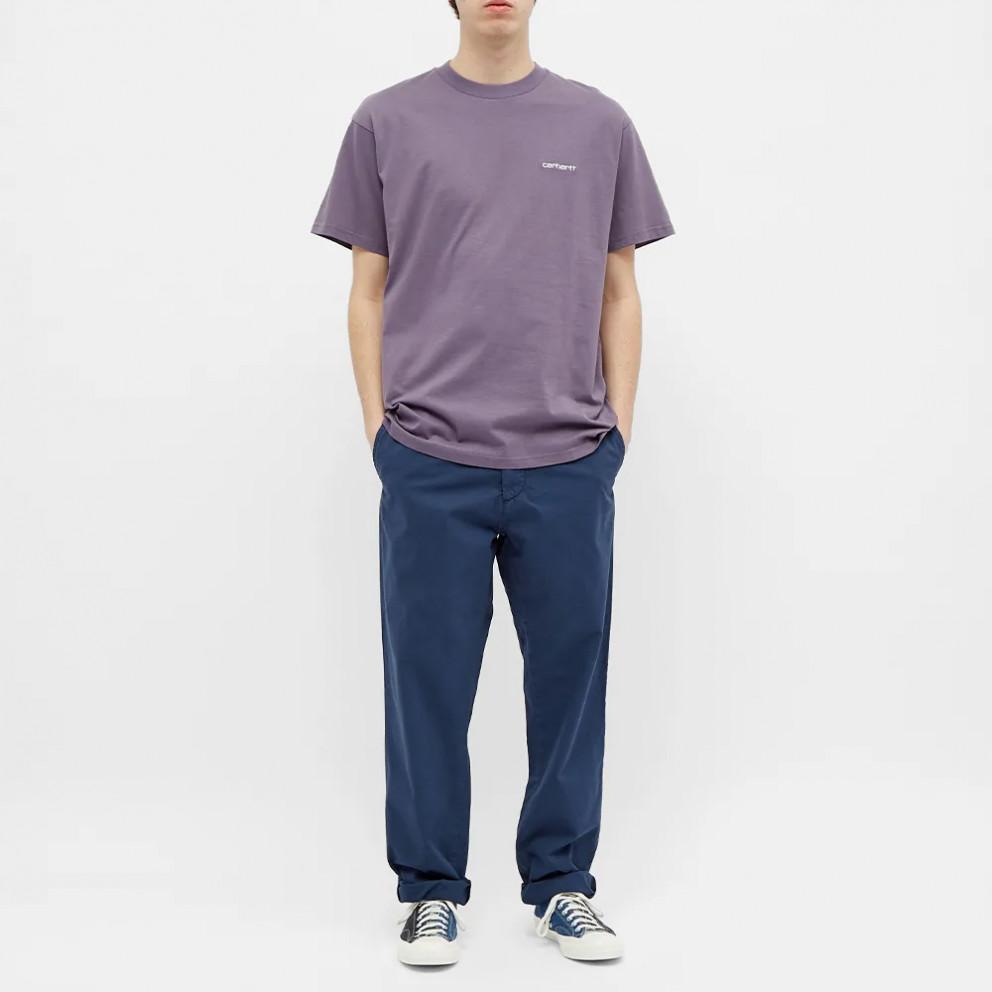 Carhartt Wip Script Embroidery Men's T-Shirt