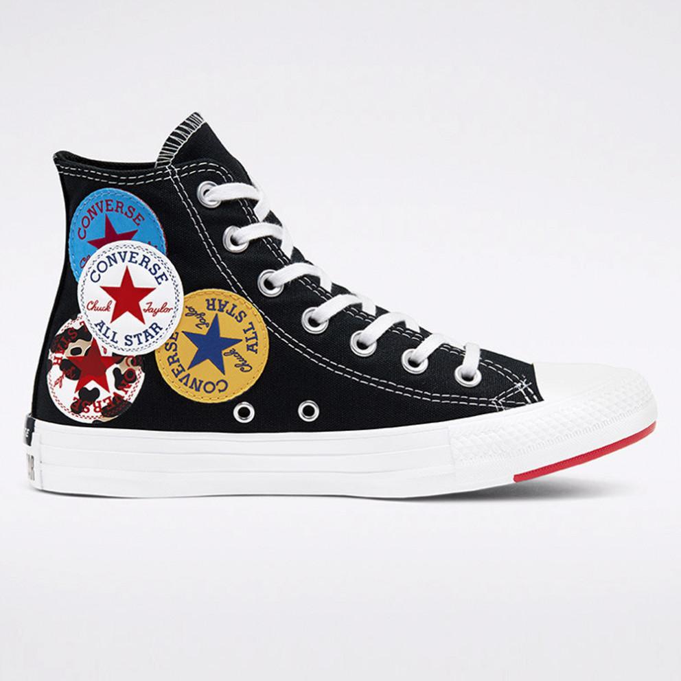 Converse Chuck Taylor All Star Multi Logo Unisex Shoes
