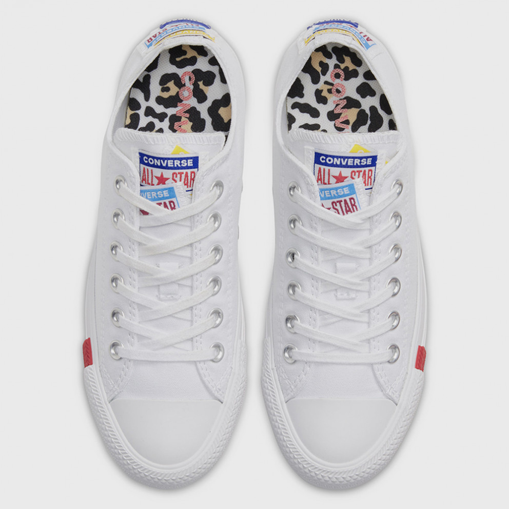 Converse Chuck Taylor All Star Logo Stacked Unisex Shoes