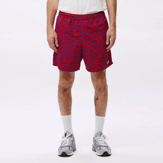 Obey Easy Relaxed Fuzz Men's Shorts