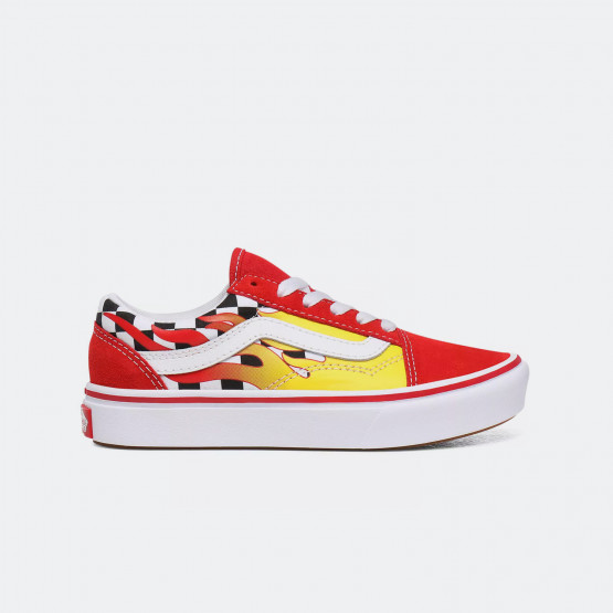 Vans Comfycush Old Skool Shoes For Kids