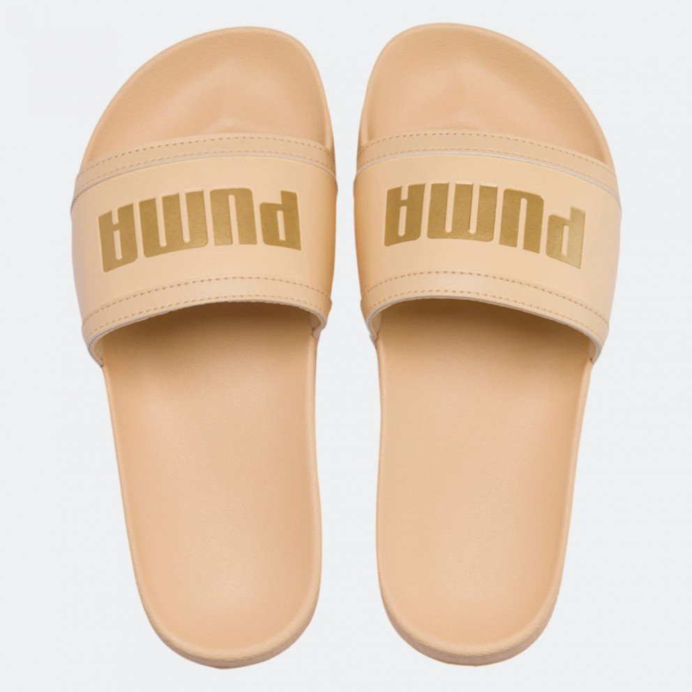 Puma Leadcat Ftr Logo Metal Women's Slides