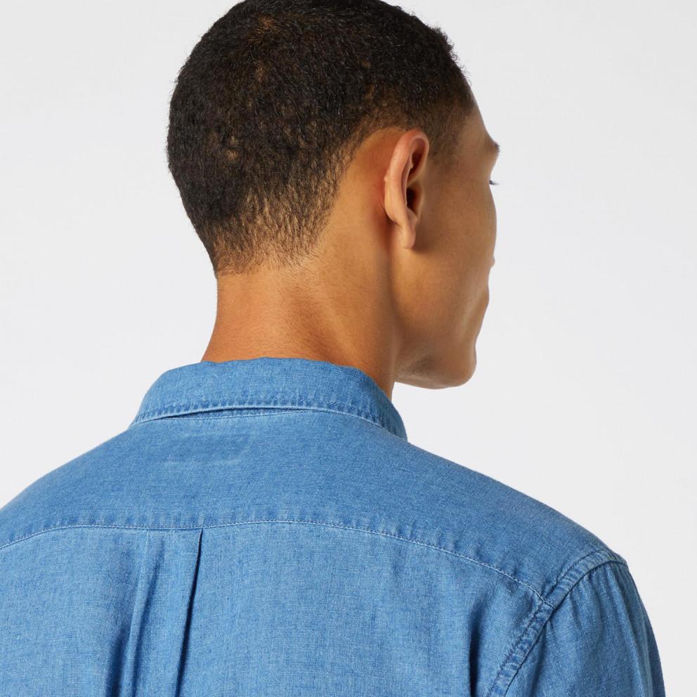 Wrangler Men'S Long SLeeve One Pocket Shirt