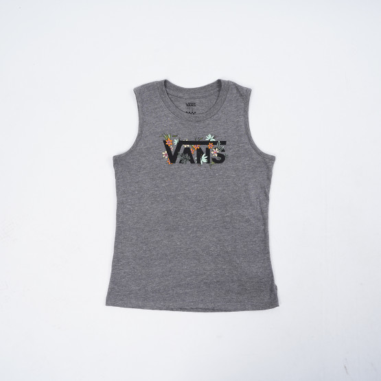 Vans Girls Greenhouse Muscle Tee