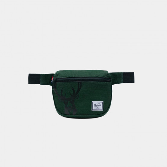 Herschel Fifteen Nba Milwaukee Bucks Hip Pack