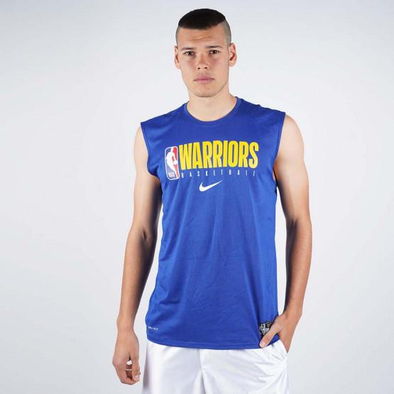 Nike Golden State Warriors Men's Practice Tank