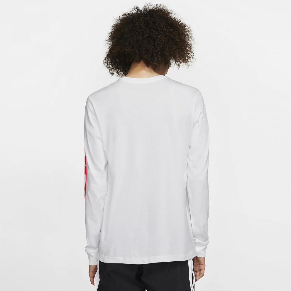 Jordan X Psg Long-SLeeve T-Shirt