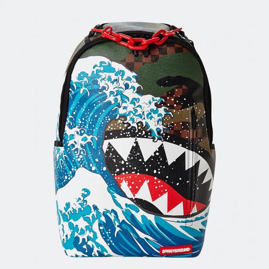 Sprayground Camokawa Checkered Backpack