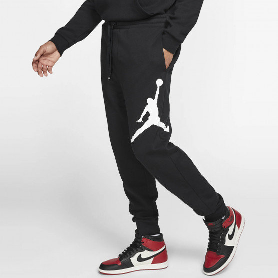 Jordan M J Jumpman Logo Flc Pant