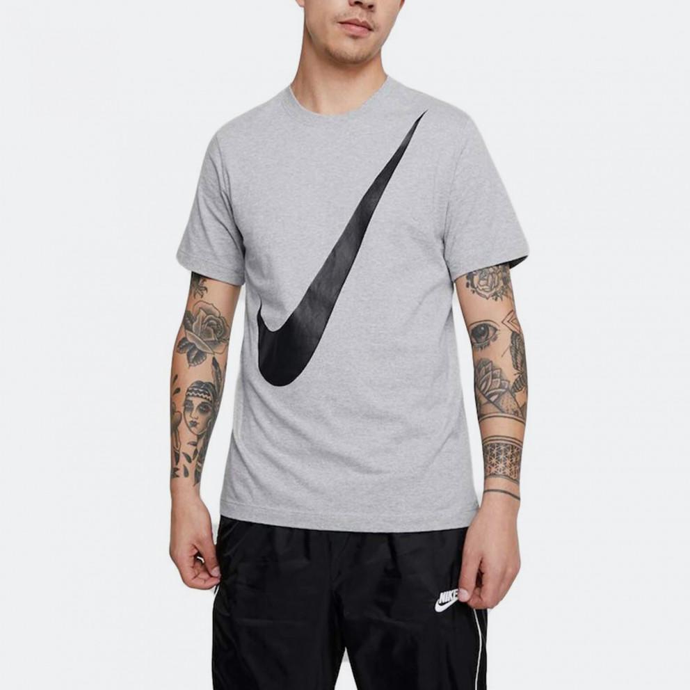Nike Sportswear Swoosh Men's Tee - Ανδρική Μπλούζα