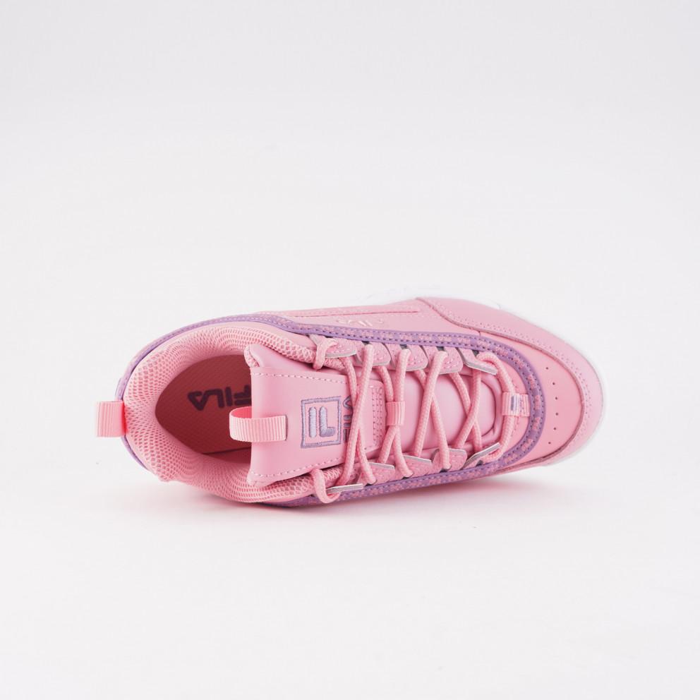 Fila Heritage Disruptor Ii Repeat Kids' Shoes