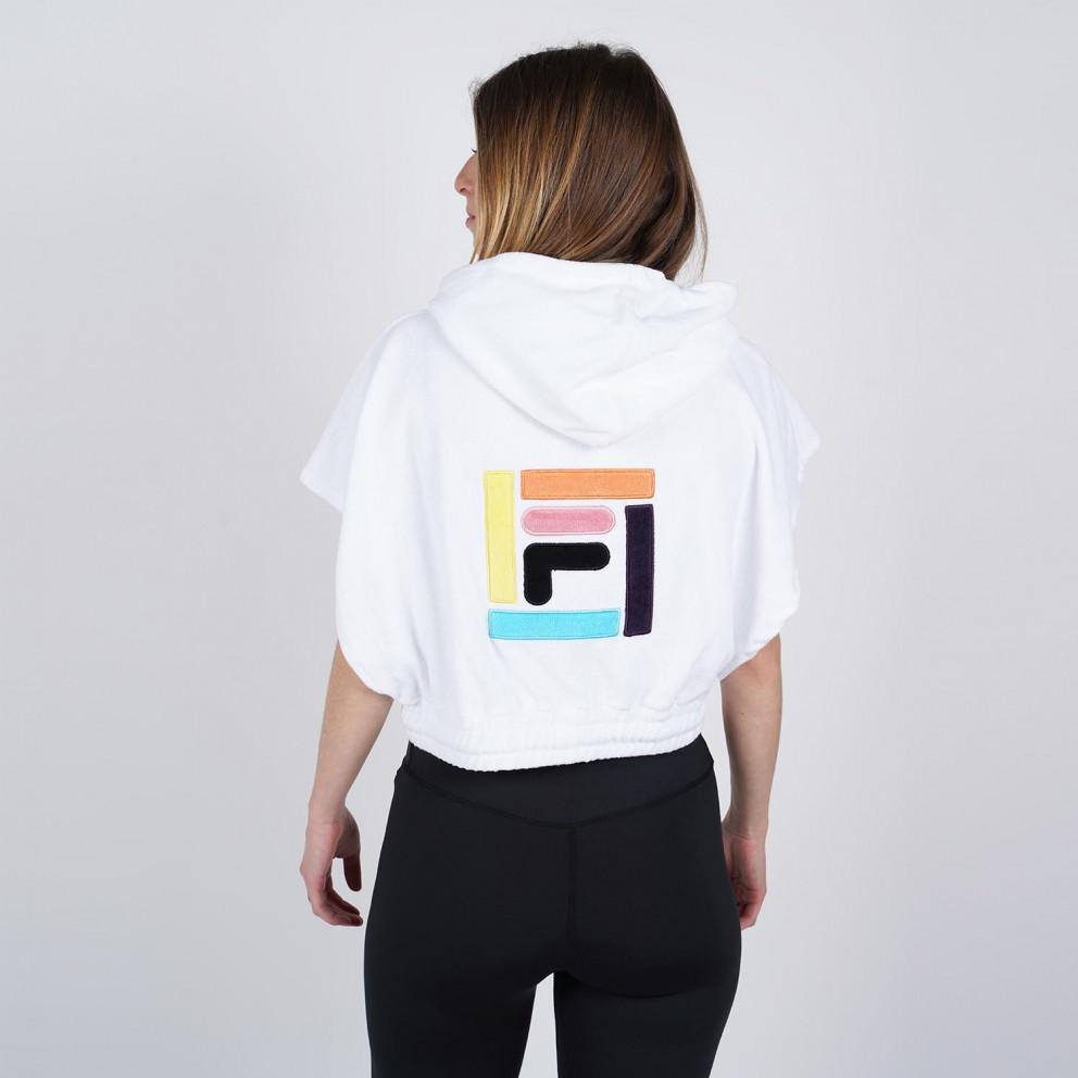 Fila Heritage Women's Crop Hoodie Sweater