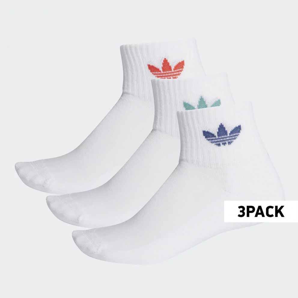 adidas Originals Mid-Cut Crew Socks
