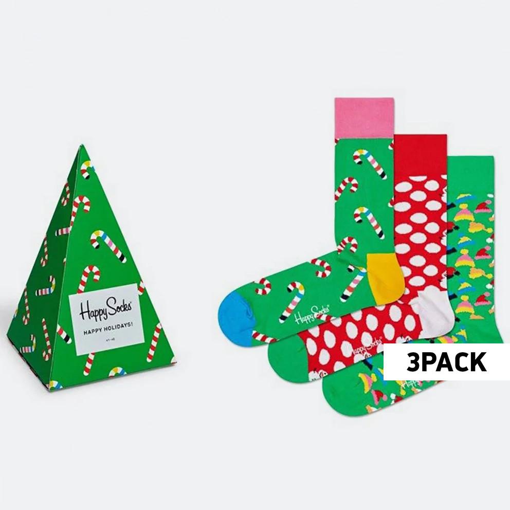 Happy Socks Holiday Tree Gift Box