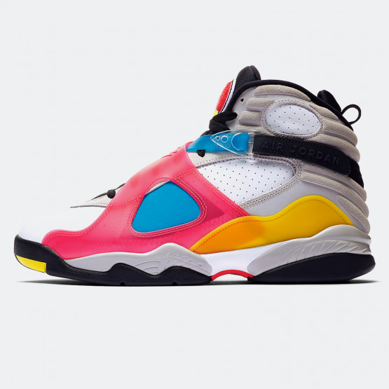 Air Jordan 8 Retro SP SE 'Multi-Color' Men's Shoes