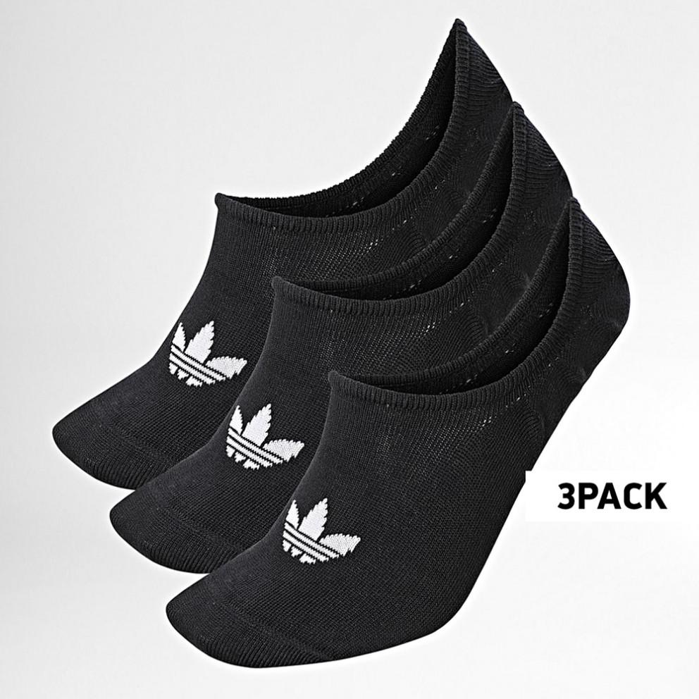 adidas Originals No Show Sock 3 Pairs
