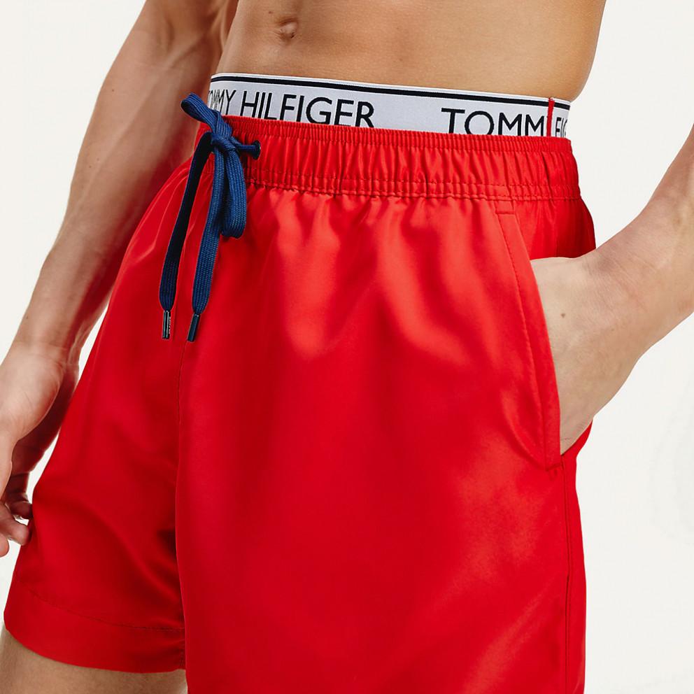 Tommy Jeans Double Waistband Men'S Swim Shorts