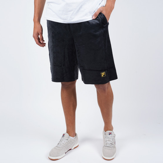 Fila Heritage emery velour short