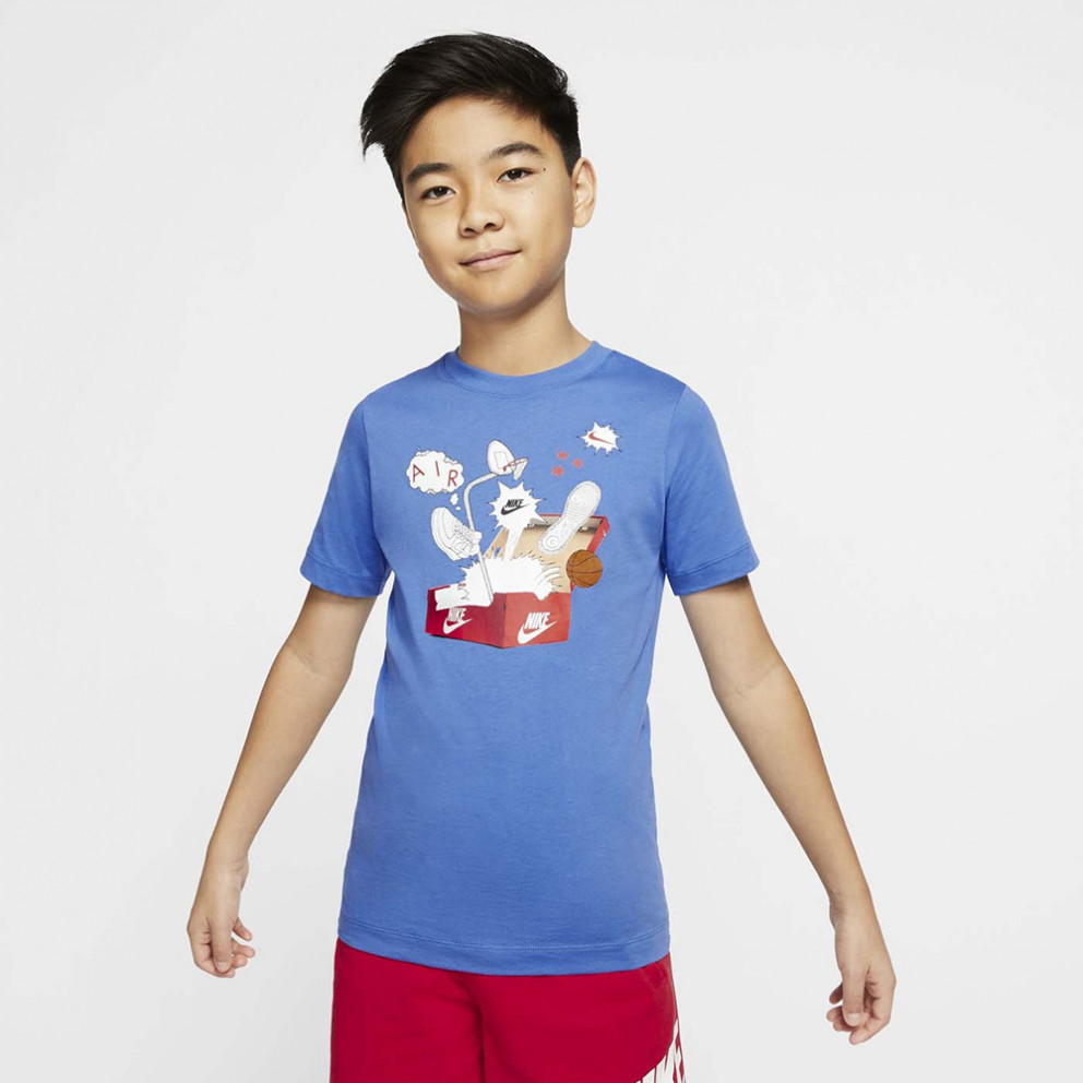 Nike Sportswear Boy's Tee Shoebox Af1