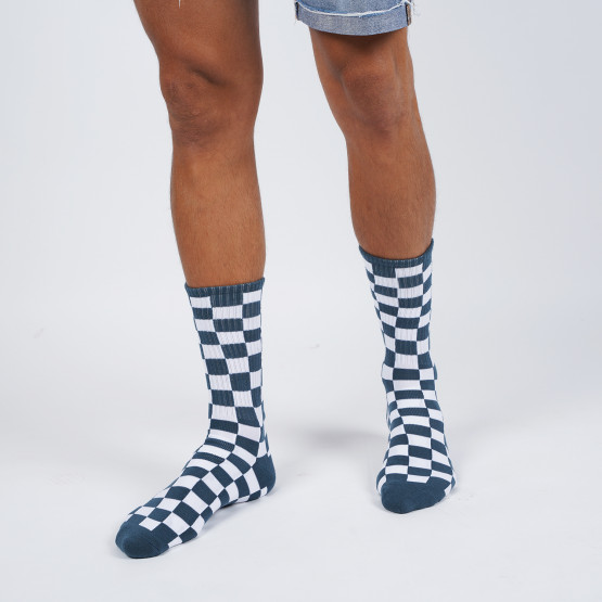 Vans Checkerboard Crew Men's Socks