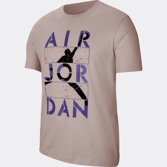 Jordan Stencil Men's T-Shirt