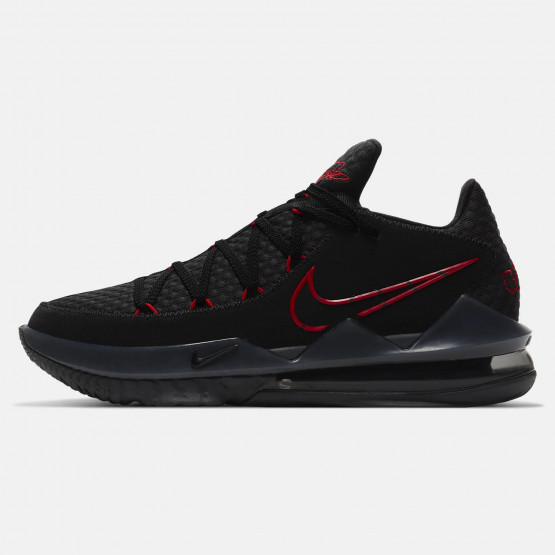 "Nike Lebron Xvii ""bred"" Men's Low Basketball Shoes"