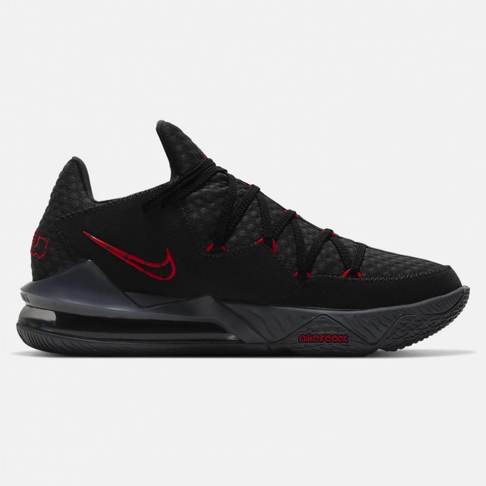 "Nike Lebron Xvii ""bred"" Men's Low Basketball Shoes"