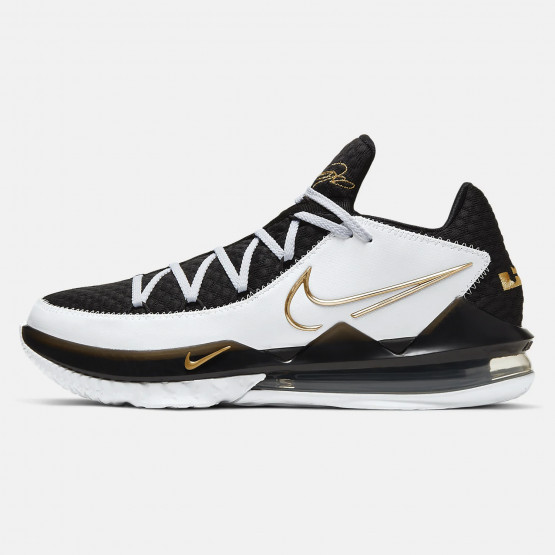 "Nike Lebron XVII ""Metallic Gold"" Men's Low Basketball Shoes photo"