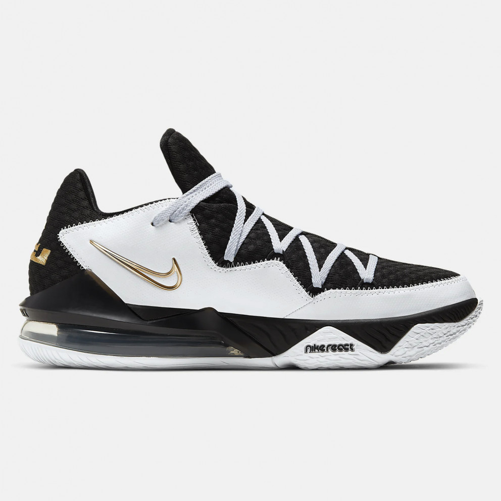 "Nike Lebron Xvii ""metallic Gold"" Men's Low Basketball Shoes"