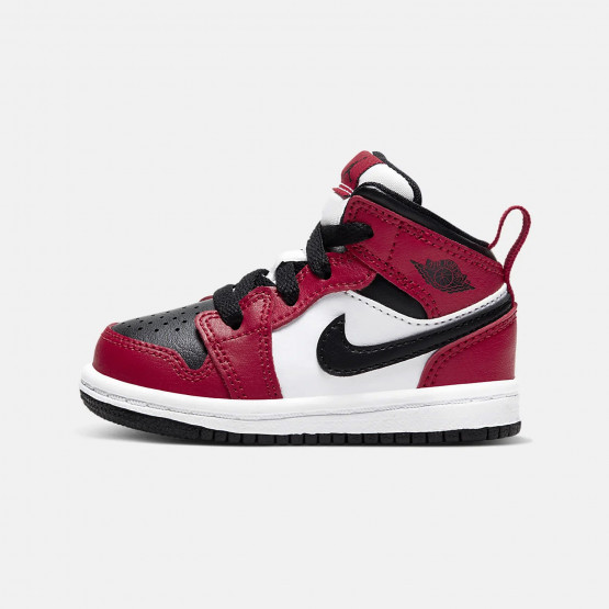 Jordan Air 1 Mid Infants' Shoes