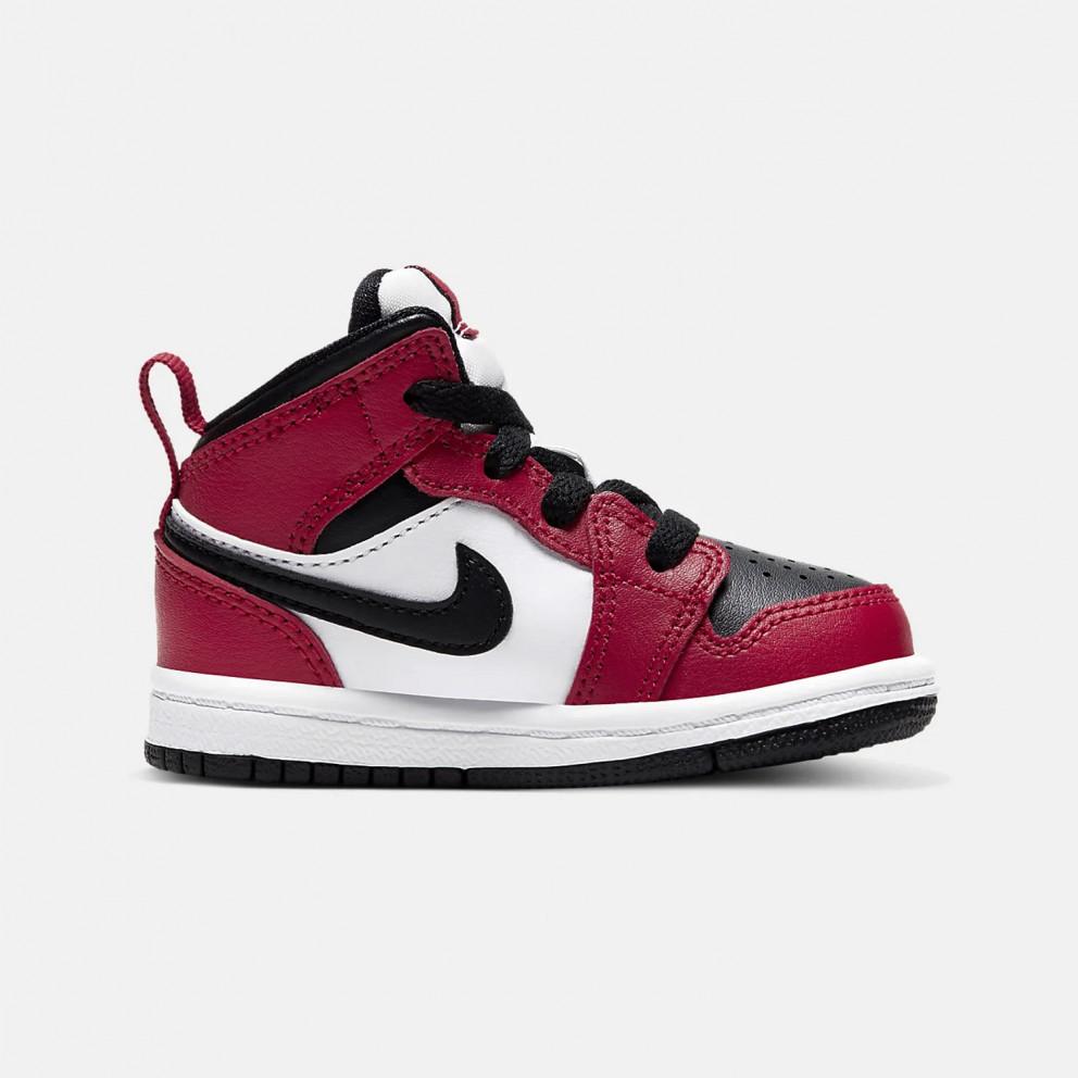 Jordan Air 1 Mid Infants' Shoes