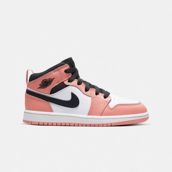 Jordan Air 1 Mid Kids Shoes