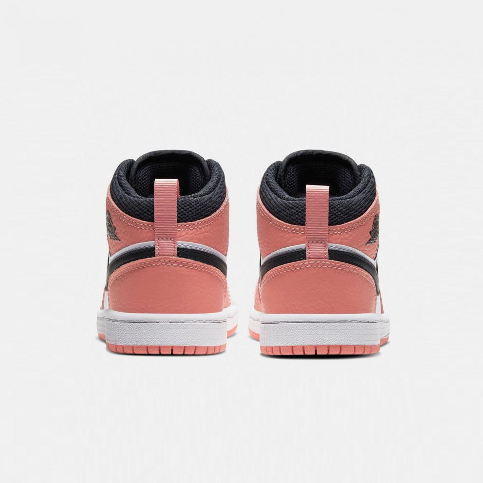 Jordan Air 1 Mid Kids Shoes