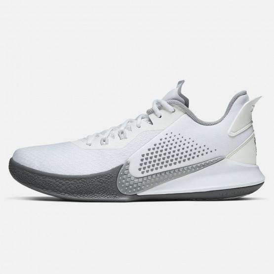 Nike Mamba Fury 'White Wolf Grey' Men's Shoes