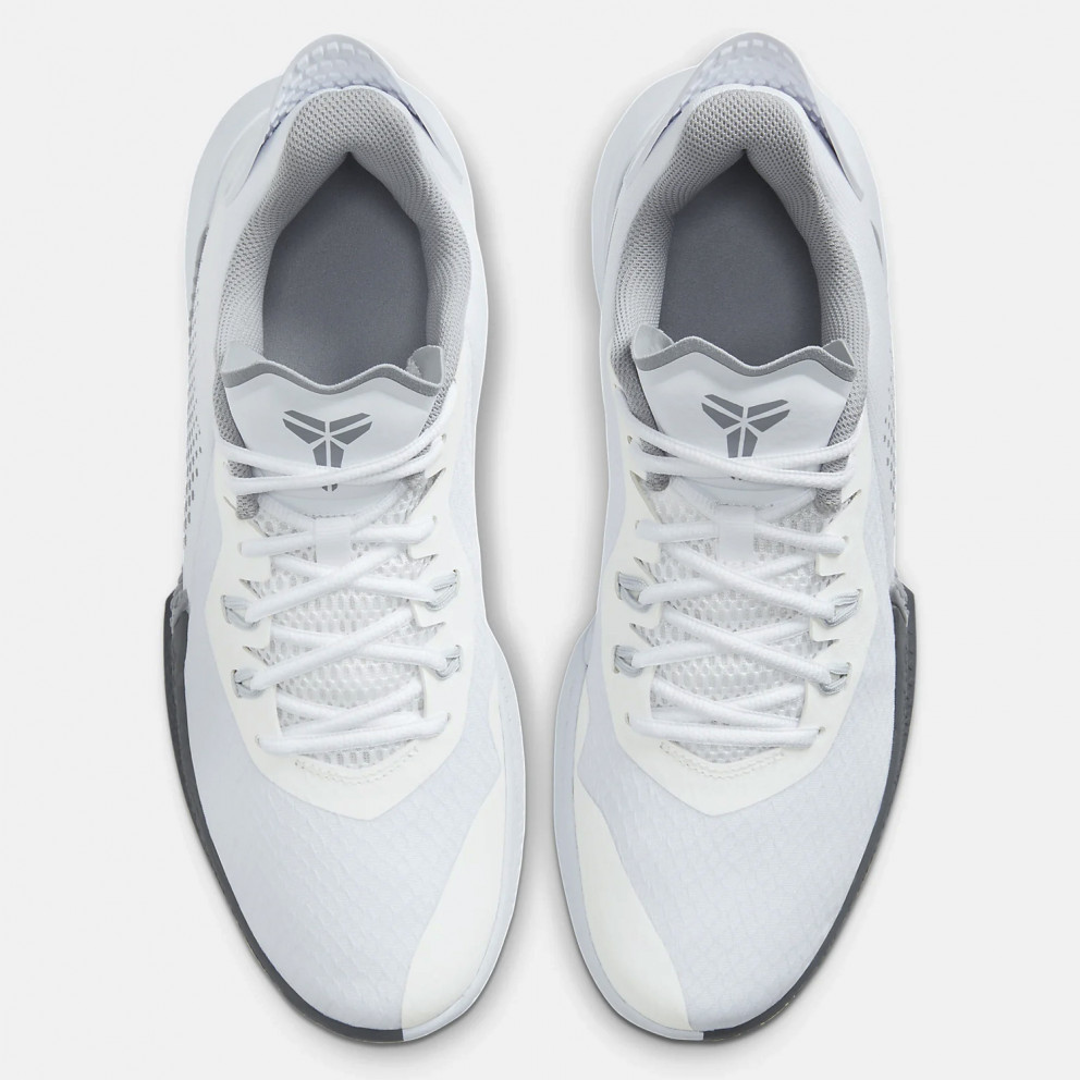 Nike Mamba Fury 'White Wolf Grey' Men's Shoes