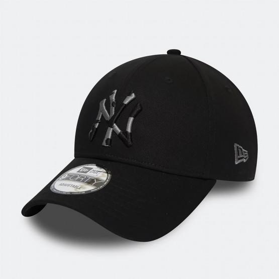 New Era Camo Infill Maroon 9forty Men's Cap
