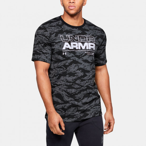 Under Armour Baseline Men's Tee- Ua Basketball