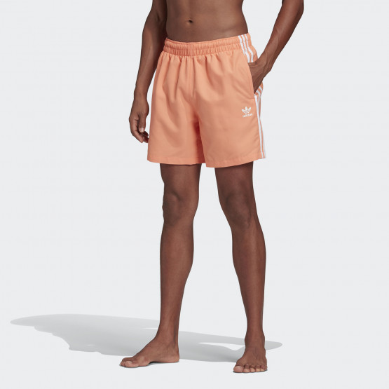 adidas Originals Men'S 3-Stripes Swim Shorts