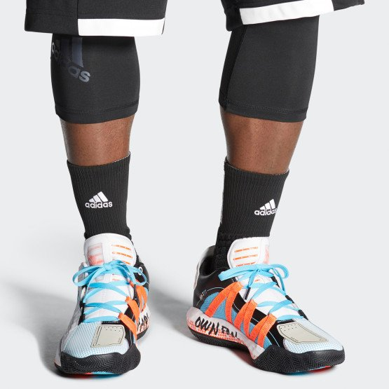 adidas Performance Dame 6 x Pusha T Men's Shoes - Asw 2020