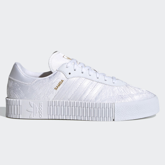 adidas Originals Sambarose Platform Shoes