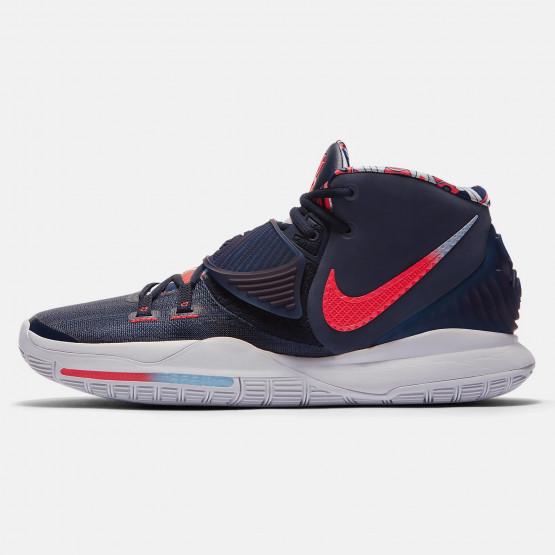 "Nike Kyrie 6 ""USA"" Ανδρικό Μπασκετικό Παπούτσι"