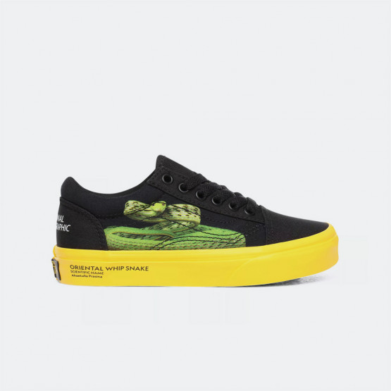 Vans X National Geographic Uy Old Skool Kid's Shoes