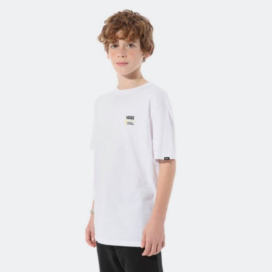 Vans x National Geographic Gl White Kids' T-Shirt