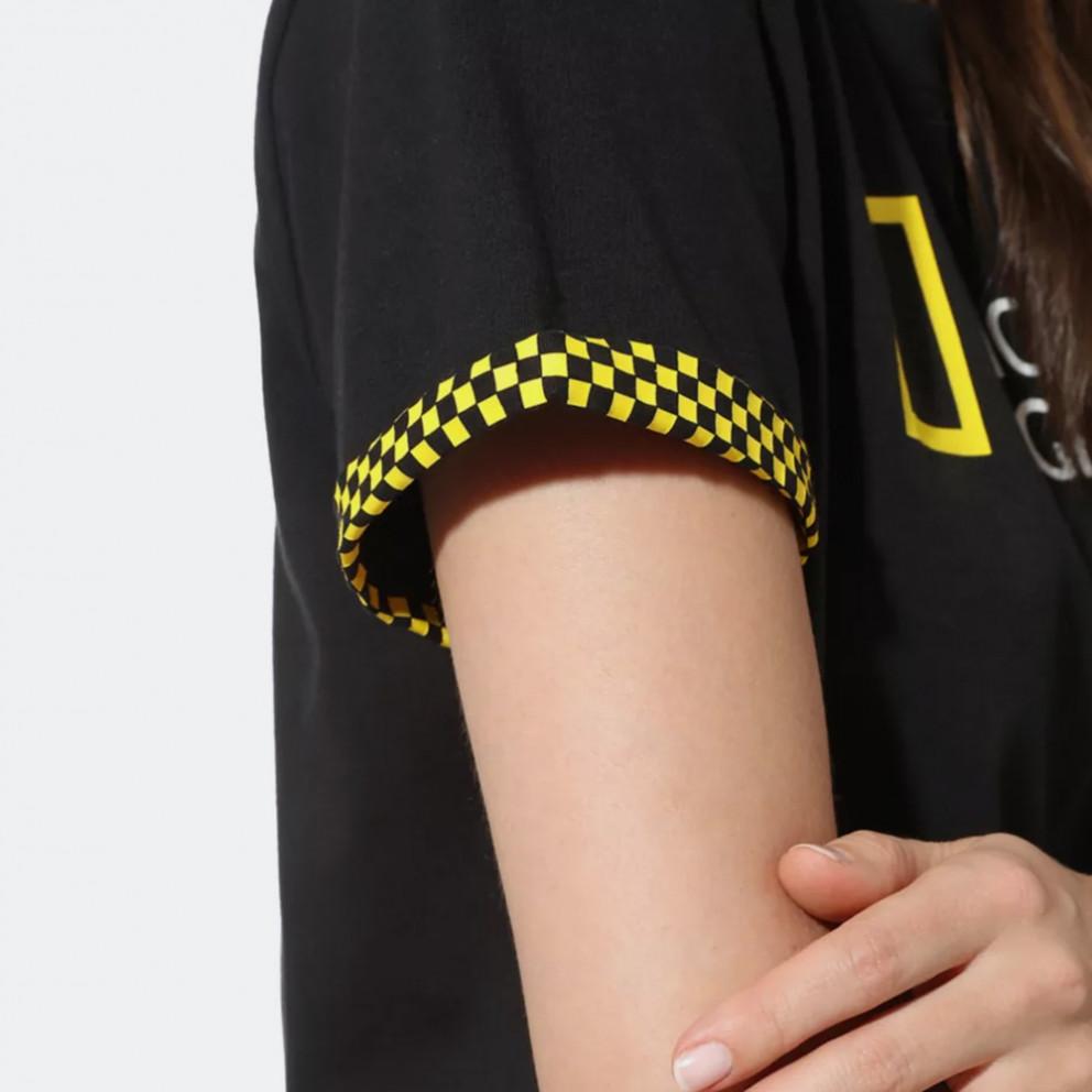Vans x National Geographic Rollout Black Γυναικεία Μπλούζα