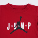 Jordan  Jump Ss Tee And Jogger Set Παιδικό Σετ