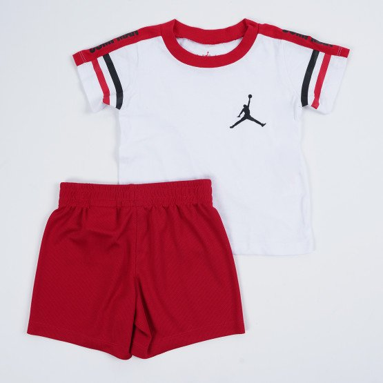 Jordan Jdb Jump Elevate Tee Short Kids' Set