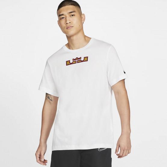 Nike Sportswear Lebron Dry Tee Logo Ανδρική Μπλούζα