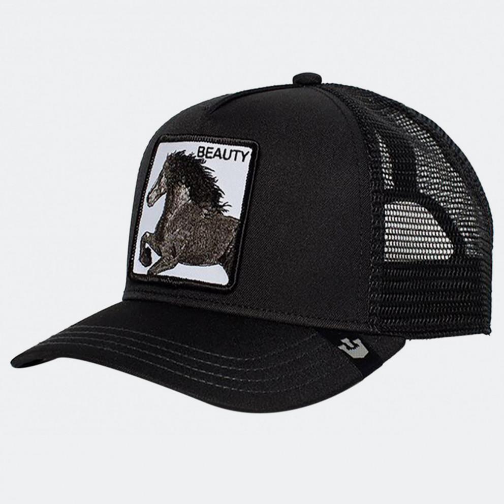 Goorin Bros Black Beauty Baseball Cap