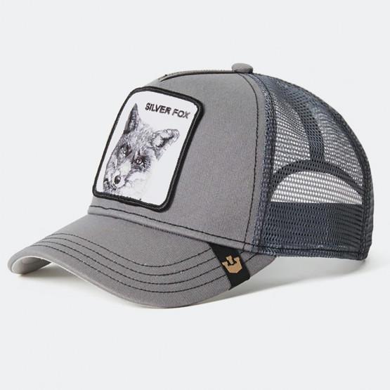 Goorin Bros Silver Fox Baseball Cap