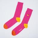 Happy Socks Embroidery Banana Sock